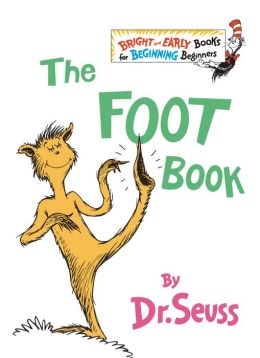 The Foot Book (Bright and Early Books Series)