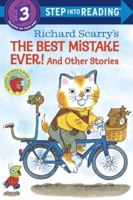 The Best Mistake Ever! And Other Stories (Step into Reading Book Series: A Step 3 Book)