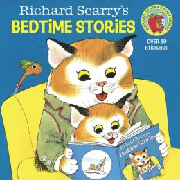 Richard Scarry's Bedtime Stories (Please Read to Me)