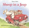 Book Cover Image. Title: SHEEP IN A JEEP, Author: Nancy E. Shaw