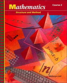 McDougal Littell Structure & Method: Student Edition Course 2 1992