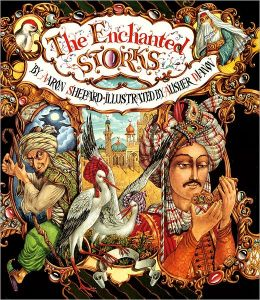 Enchanted Storks: A Tale of Bagdad