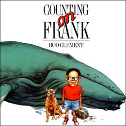 Houghton Mifflin Math: Literature Library Reader Grade 4 Counting on Frank