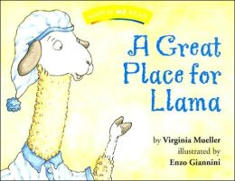 Watch Me Read: A Great Place for Llama