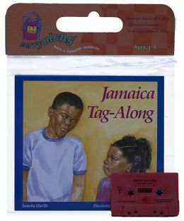 Jamaica Tag-Along Book & Cassette