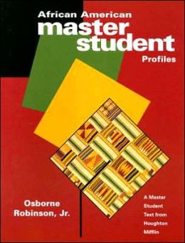 African American Master Student Profiles