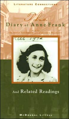 McDougal Littell Literature Connections: The Diary of Anne Frank - Play Student Editon Grade 8