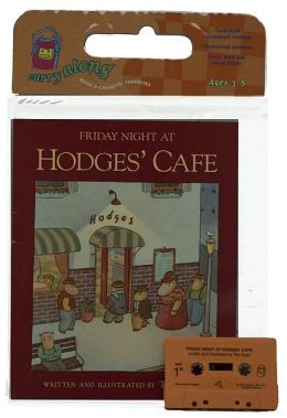 Friday Night at Hodges' Cafe Book & Cassette
