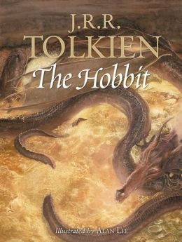 The Hobbit (Alan Lee Illustrated Edition)