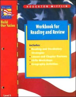Houghton Mifflin We The People: Student Edition Workbook Level 5