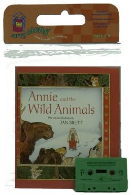 Annie and the Wild Animals Book & Cassette