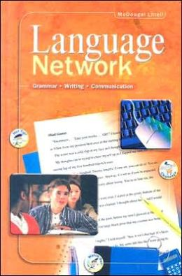 McDougal Littell Language Network: Student Edition Grade 9 2001