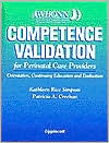 Competence Validation For Perinatal Care Providers