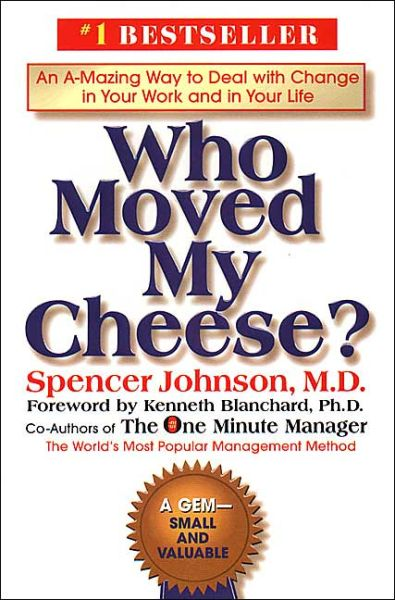 Pdf free download books online Who Moved My Cheese?  (English literature)