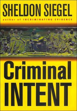 Criminal Intent (Mike Daley Series #3)