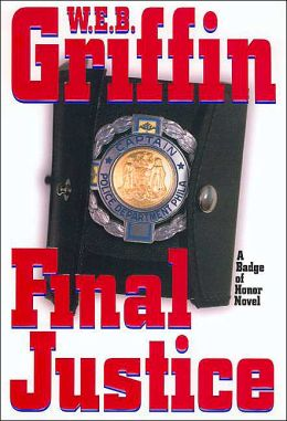 Final Justice (Badge of Honor Series #8)
