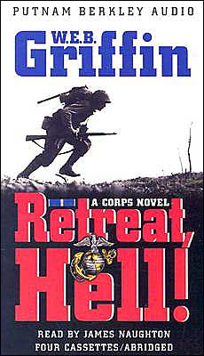 Retreat, Hell! (Corps Series #10)