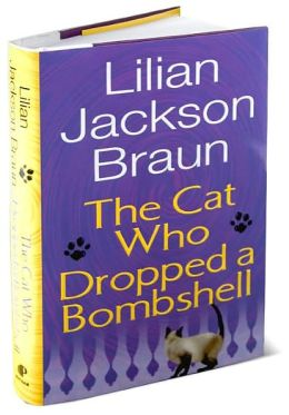 The Cat Who Dropped a Bombshell (The Cat Who... Series #28)