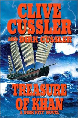 Treasure of Khan (Dirk Pitt Series #19)