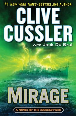 Mirage (Oregon Files Series #9)