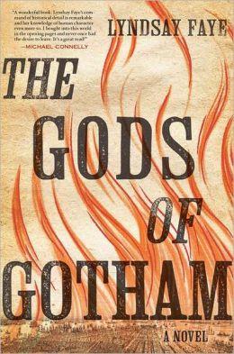 The Gods of Gotham (Timothy Wilde Series #1)
