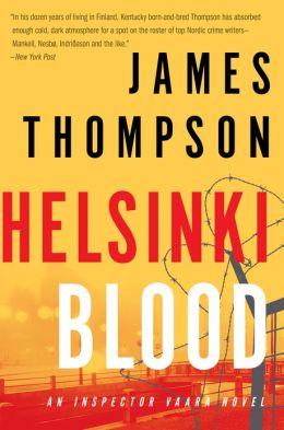 Helsinki Blood (Inspector Vaara Series #4)
