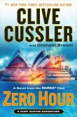 Book Cover Image. Title: Zero Hour, Author: Clive Cussler