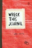 Book Cover Image. Title: Wreck This Journal (Red) Expanded Ed., Author: Keri Smith
