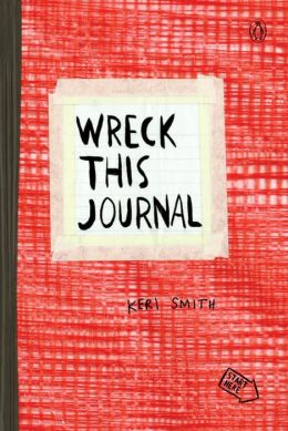 Wreck This Journal, Red (Expanded Ed.)