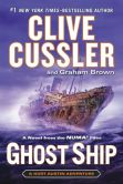 Book Cover Image. Title: Ghost Ship, Author: Graham Brown