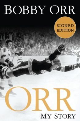 Orr: My Story (Signed Book)
