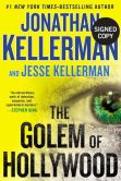 Book Cover Image. Title: The Golem of Hollywood (Signed Book), Author: Jonathan Kellerman