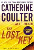 Book Cover Image. Title: The Lost Key (Signed Book) (A Brit in the FBI Series #2), Author: Catherine Coulter