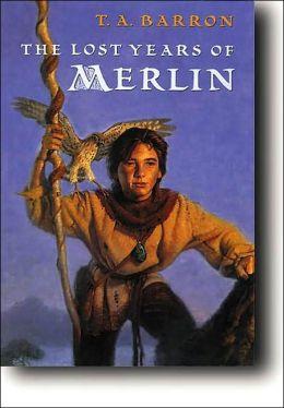 The Lost Years of Merlin (Merlin Saga Series #1)