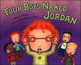 Four Boys Named Jordan