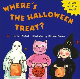 Where's the Halloween Treat?: A Lift the Flap Book