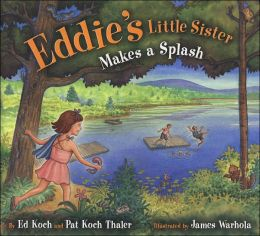 Eddie's Little Sister Makes a Splash