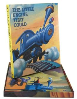 The Little Engine That Could: Giant Hardcover