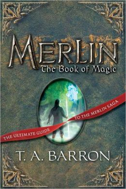 The Book of Magic (Merlin Saga Series #12)