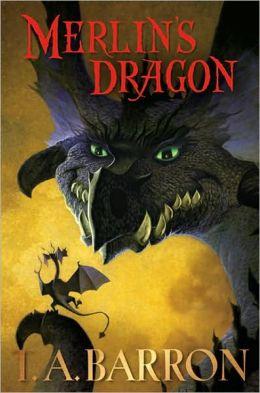 Merlin's Dragon (Merlin Saga Series #6)