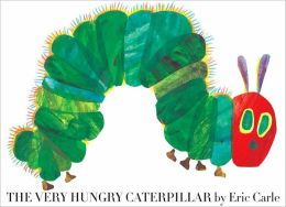 The Very Hungry Caterpillar: Giant hardcover edition