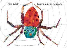 La araña muy ocupada (The Very Busy Spider)