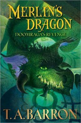 Doomraga's Revenge (Merlin Series #7)
