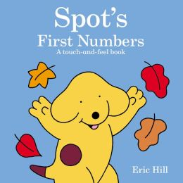 Spot's First Numbers