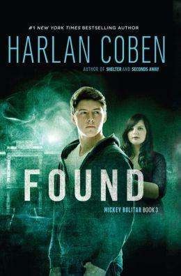 Found (Mickey Bolitar Series #3) by Harlan Coben ...