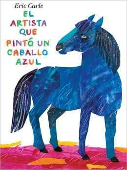 El artista que pinto un caballo azul (The Artist Who Painted a Blue Horse)
