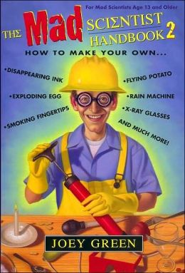 Mad Scientist Handbook