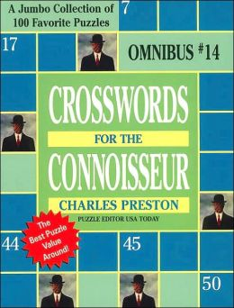 Crosswords for the Connoisseur Omnibus