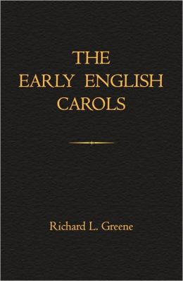The Early English Carols