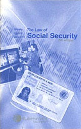 Wilkeley, Ogus & Barnedt's The Law of Social Security